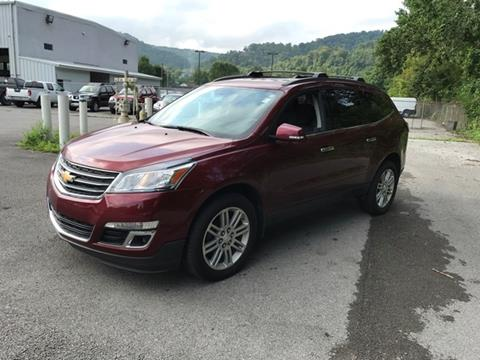 2015 Chevrolet Traverse for sale in Ivel, KY