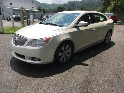 2011 Buick LaCrosse for sale in Ivel, KY