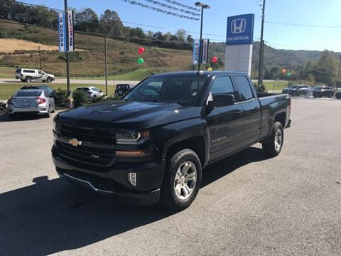 2017 Chevrolet Silverado 1500 for sale in Ivel, KY