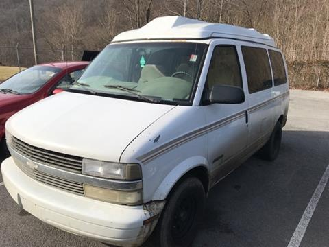 1997 Chevrolet Astro For Sale In Ivel KY