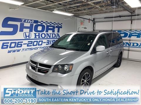 2018 Dodge Grand Caravan for sale in Ivel, KY