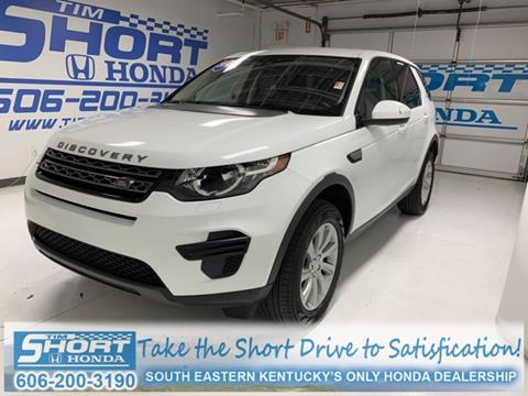 2018 Land Rover Discovery Sport for sale in Ivel, KY