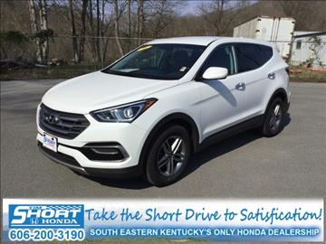2017 Hyundai Santa Fe Sport for sale in Ivel, KY
