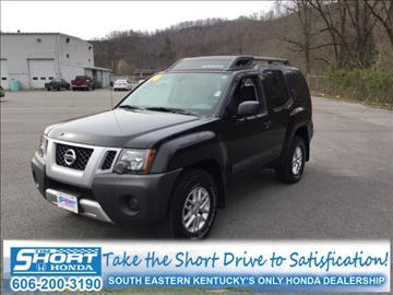 2014 Nissan Xterra for sale in Ivel, KY