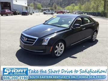 2016 Cadillac ATS for sale in Ivel, KY