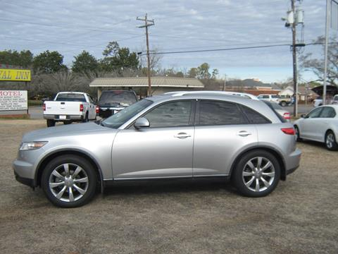 Used 2004 infiniti fx35 for sale carsforsale 2004 infiniti fx35 for sale in blakely ga sciox Images