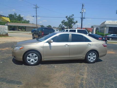 2007 Toyota Camry for sale in Blakely, GA