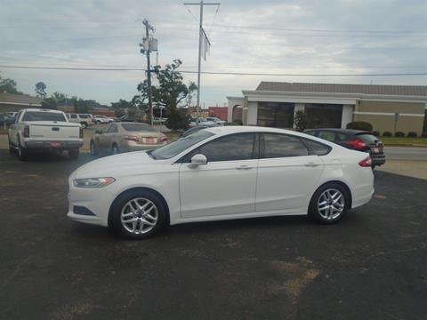 2013 Ford Fusion for sale in Blakely, GA
