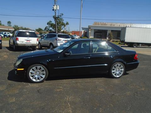 2007 Mercedes-Benz E-Class for sale in Blakely, GA