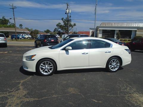 2014 Nissan Maxima for sale in Blakely, GA