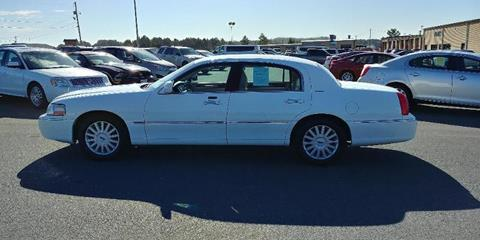 2005 Lincoln Town Car for sale in Albemarle NC