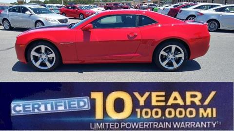 2013 Chevrolet Camaro for sale in Albemarle NC