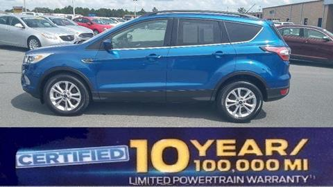 2017 Ford Escape for sale in Albemarle NC