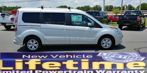 2017 Ford Transit Connect Wagon for sale in Albemarle NC