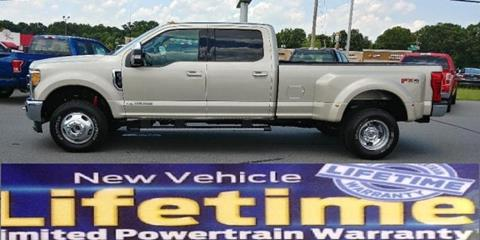 2017 Ford F-350 Super Duty for sale in Albemarle, NC