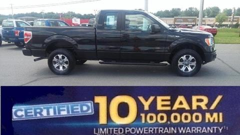 2014 Ford F-150 for sale in Albemarle NC