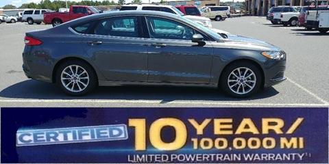 2017 Ford Fusion for sale in Albemarle NC