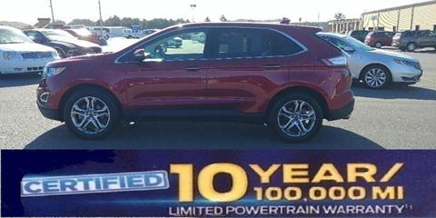 2017 Ford Edge for sale in Albemarle, NC