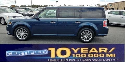 2017 Ford Flex for sale in Albemarle NC