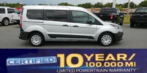 2016 Ford Transit Connect Wagon for sale in Albemarle NC