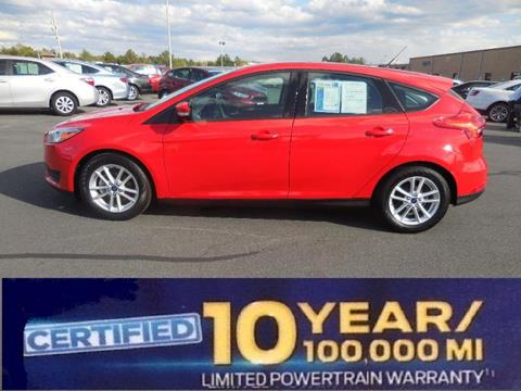 2015 Ford Focus for sale in Albemarle NC