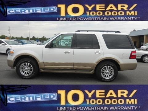 2011 Ford Expedition for sale in Albemarle NC