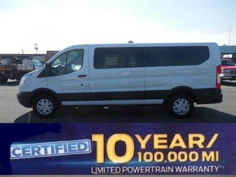 2016 Ford Transit Wagon for sale in Albemarle NC