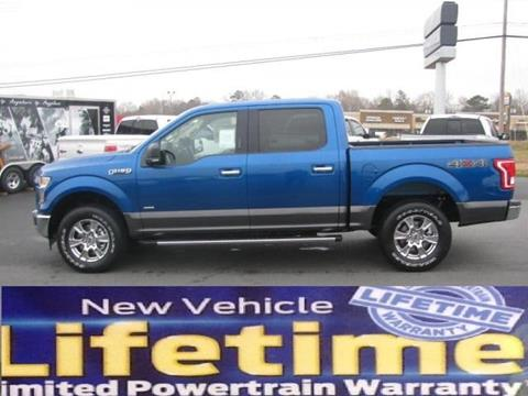 2017 Ford F-150 for sale in Albemarle NC