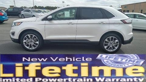 2017 Ford Edge for sale in Albemarle NC