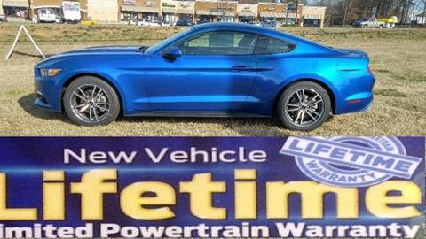 2017 Ford Mustang for sale in Albemarle, NC