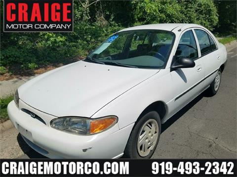 1998 Ford Escort for sale in Durham, NC