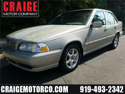 2000 Volvo S70 for sale in Durham, NC