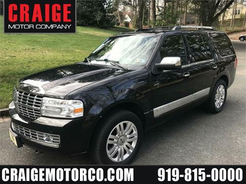 2012 Lincoln Navigator for sale in Durham, NC