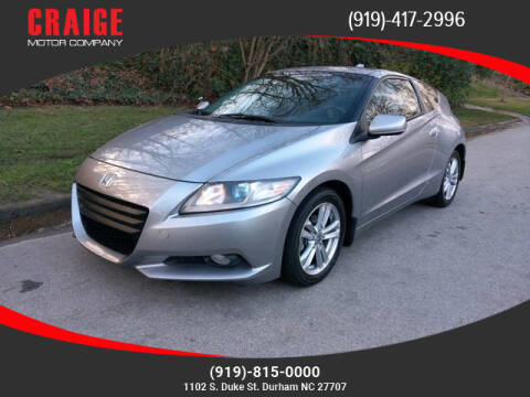 2011 Honda CR-Z for sale in Durham, NC