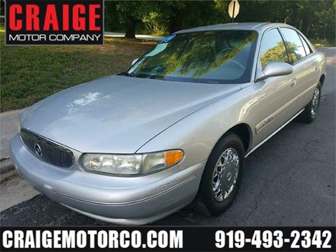 2000 Buick Century for sale in Durham, NC