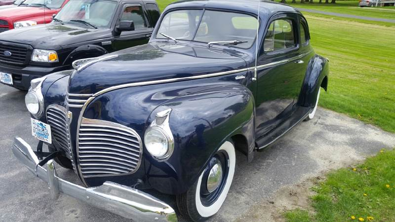 Image result for 1941 plymouth