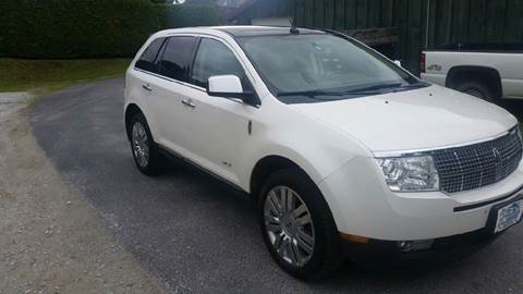 2010 Lincoln MKX for sale at Pittsford Automotive Center in Pittsford VT