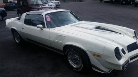 1979 Chevrolet Camaro for sale in Pittsford, VT