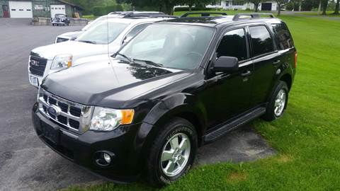 2011 Ford Escape for sale in Pittsford, VT