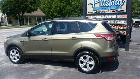 2014 Ford Escape for sale in Pittsford, VT