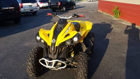 2013 Can-Am Renegade