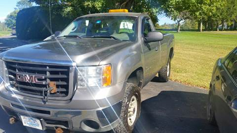 2009 GMC Sierra 2500HD for sale in Pittsford, VT