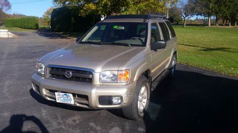 2003 Nissan Pathfinder for sale in Pittsford, VT