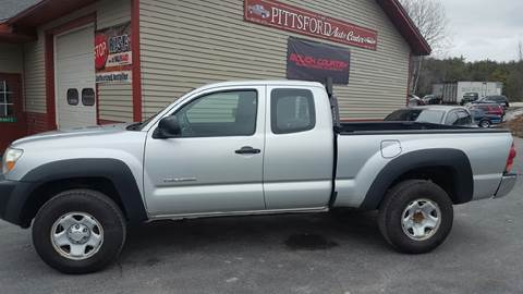 2008 Toyota Tacoma for sale in Pittsford, VT