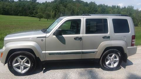 2008 Jeep Liberty for sale in Pittsford, VT