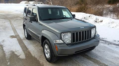 2012 Jeep Liberty for sale in Pittsford, VT