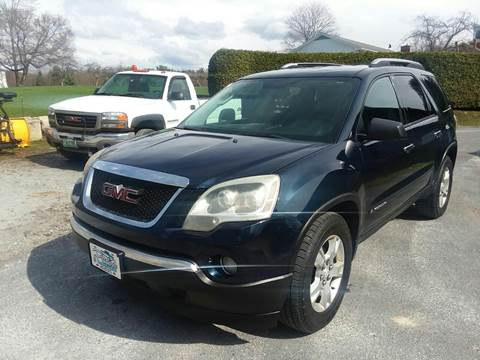 2008 GMC Acadia for sale in Pittsford, VT