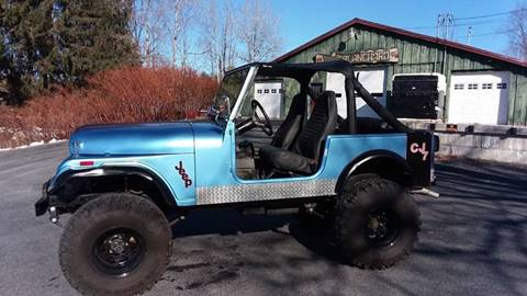 1985 Jeep CJ-7 for sale in Pittsford, VT