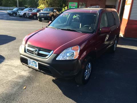 2004 Honda CR-V for sale at Pittsford Automotive Center in Pittsford VT