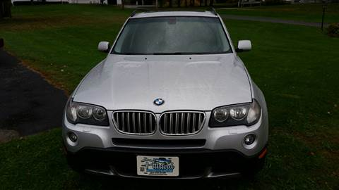 2009 BMW X3 for sale at Pittsford Automotive Center in Pittsford VT